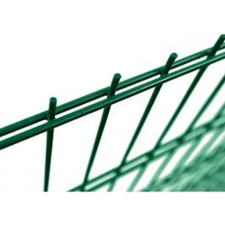 Brána Pilofor Super 4090 mm, svařovaný panel, FAB, zelená, výška 1980 mm, výška 1980 mm - 2
