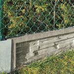 Podhrabová deska štípaný kámen 2460x200x50 mm - 2/5