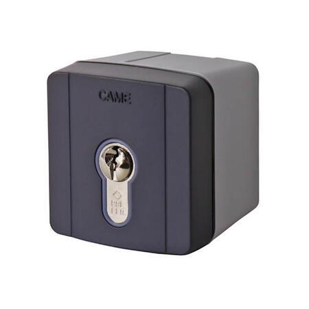CAM SELD 1 F - klíčový spínač LED na zeď - 2