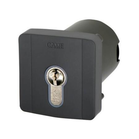 CAM SELD 2 F - klíčový spínač LED do zdi - 2