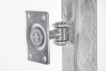 Rám branky pro vlastní výplň, výška 1800 mm s příčníkem, Výška 1800 mm s příčníkem - 2