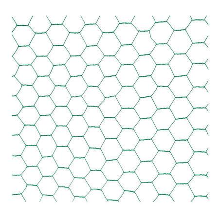 Chovatelské šestihranné pletivo Zn+PVC 1000, 25x25mm, drát 0,8 mm - 2