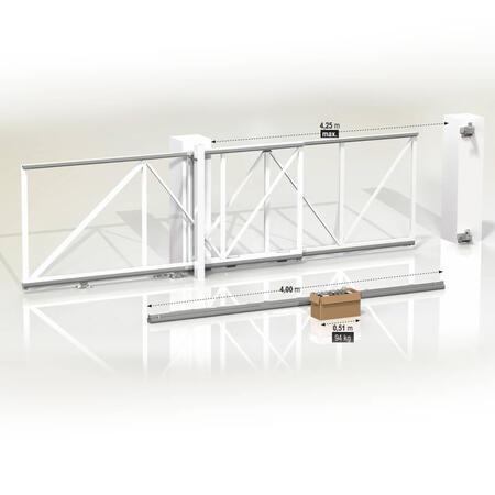 """SADA CA Kit Follow Me """"S"""" 4,25 - pro teleskopickou či dvoukřídlou bránu do 4,25m - 2"""