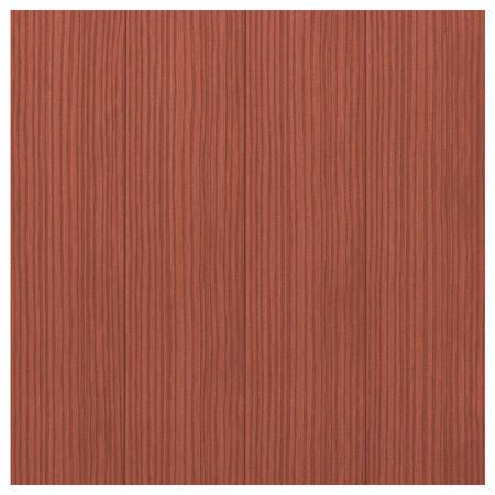 PILWOOD červenohnědá rovná 90x15 mm - 2