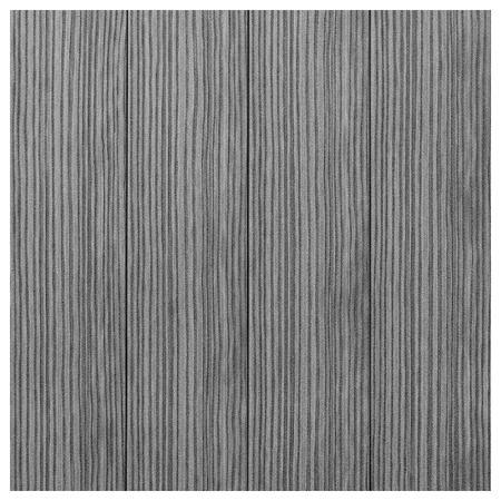 PILWOOD šedá rovná 120x11x2000 mm, Délka 2000 mm - 2