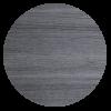 Dřevoplus profi šedá půlkulatá 80x15 mm na míru - 2
