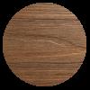 Dřevoplus profi teak rovná 80x15 mm - 2