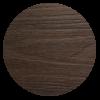 Dřevoplus profi walnut rovná 80x15 mm - 2