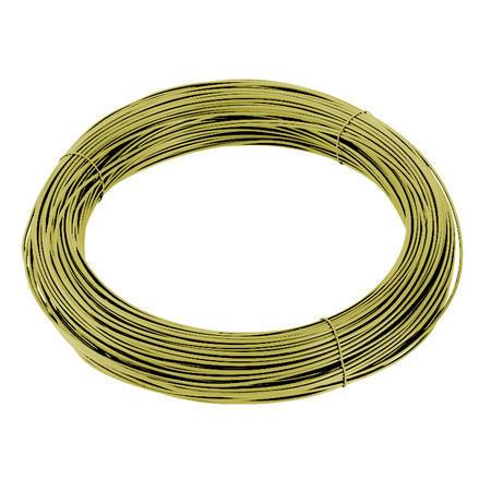 Vázací drát Zn+PVC 1,4/2,0mm, barevný, BM - 2
