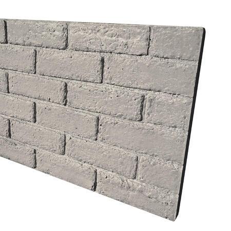 Betonový panel EXCLUSIVE štípaný kámen 2-str. přírodní 2000x400x40 mm - 3