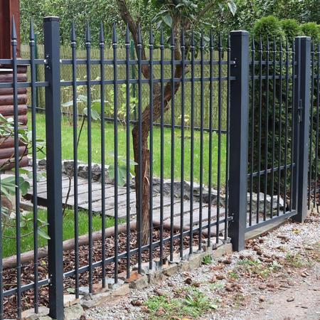 Brána dvoukřídlá PORTLAND - 3