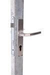 Rám brány pro vlastní výplň, výška 1600 mm s příčníkem, Výška 1600 mm s příčníkem - 3/5