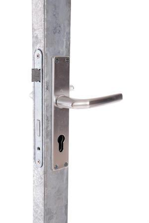 Rám brány pro vlastní výplň, výška 1800 mm s příčníkem, Výška 1800 mm s příčníkem - 3