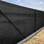 Stínící tkanina 90% - 130 g/m2, antracit, výška 1000mm, role 25m, Výška 1000 mm - 3/3