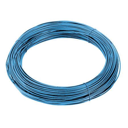 Vázací drát Zn+PVC 1,4/2,0mm, barevný, BM - 3