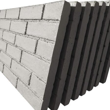 Betonový panel EXCLUSIVE štípaný kámen 2-str. přírodní 2000x400x40 mm - 4