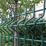 NYLOFOR 3D s prolisem Classic Zn+PVC zelená 2430x2500 mm, výška 2430 mm - 4/4