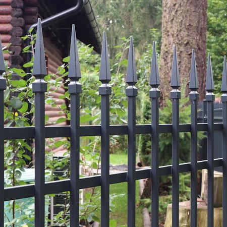 Brána posuvná levá PORTLAND - 4