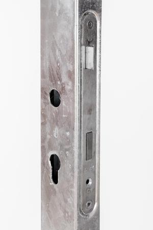 Rám branky pro vlastní výplň, výška 1800 mm s příčníkem, Výška 1800 mm s příčníkem - 4