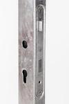 Rám branky pro vlastní výplň, výška 1800 mm s příčníkem, Výška 1800 mm s příčníkem - 4/6