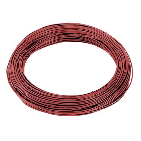 Vázací drát Zn+PVC 1,4/2,0mm, barevný, BM - 4
