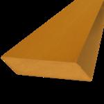 Everwood hranol šikmý 75x15 mm - 5/7