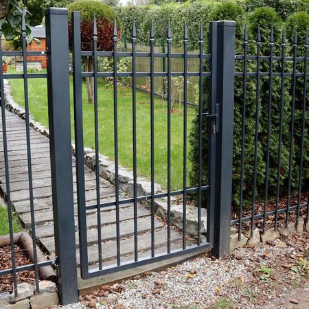 Brána dvoukřídlá PORTLAND - 5