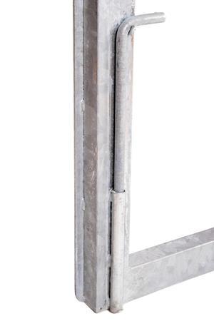Rám brány pro vlastní výplň, výška 1600 mm bez příčníku, Výška 1600 mm bez příčníku - 5