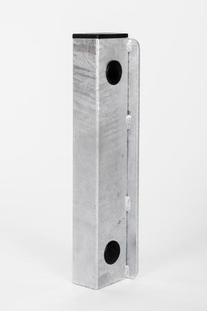 Rám branky pro vlastní výplň, výška 1800 mm s příčníkem, Výška 1800 mm s příčníkem - 5