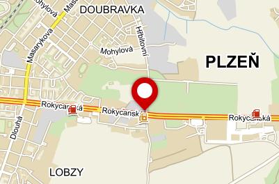 pobočka Ostrava České ploty, s.r.o.
