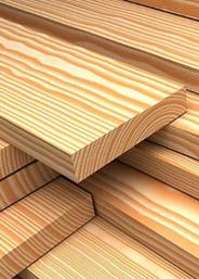 Dřevěné plotovky