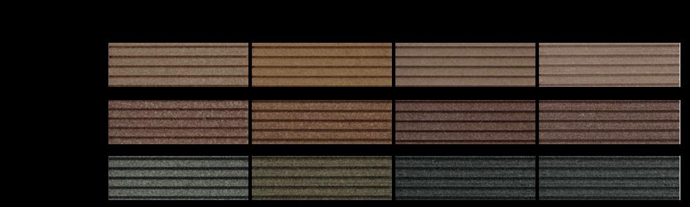 Změna barev plotovek Pilwood
