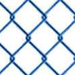 Barevné pletivo modré